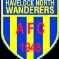 Best Travel Havelock North Wanderers AFC Logo