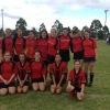Junior Girls Team Under 14 2013