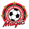 Altona Magic SC Black Logo