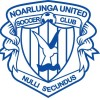 Noarlunga United White Logo