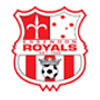 Essendon Royals SC White Logo