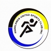 Parklands United White Logo
