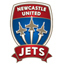 Newcastle Jets - 13 Years Logo