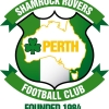 Shamrock Rovers Perth FC Logo
