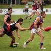 2013 R19 - Coburg Tigers v Port Melbourne