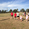 2014 U9's & U10's kick off the pre-season