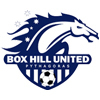 Box Hill United SC  Logo