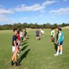 2014 U14 training momentum builds