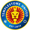 Templestowe United FC Red Logo