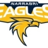 Narrabri Eagles Logo