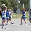 Round 1, 2014 Netball Vs Golden Square