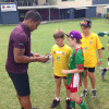 NRL Broncos Holiday clinic 2014