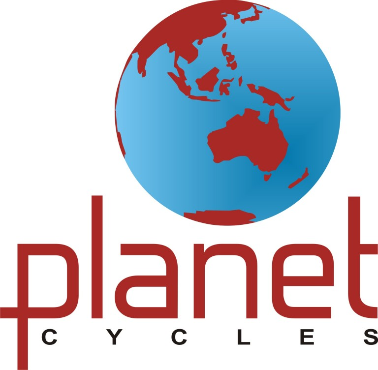 Planet Cycles Logo