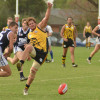 2014 Rd 1- Werribee Districts v Hoppers Crossing (Seniors)