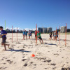Titans and NRL Beach Holiday Clinic