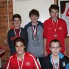 2014 75 Game Medal Recipients