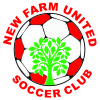New Farm U10 Flames Logo