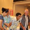 Hunter, Princess and Lion energiser kept Vanuatu, Tuvalu and Saipan officials on their feet