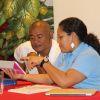 Palau OSEP Master Educator team - Tutii and Jubilee
