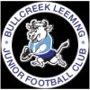 Bullcreek  Leeming JFC Year 3 Bulls Logo