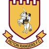 PICTON UNDER 8 MAROON Logo