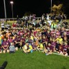 Junior Maroons Membership Clinic
