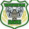 Western Rams Logo