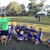 Dave Smith visits Eagleby Giants
