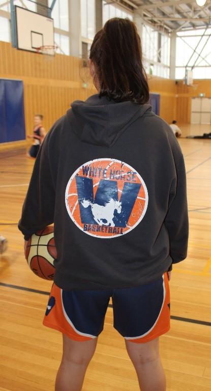 Mustangs Hoodie - Back