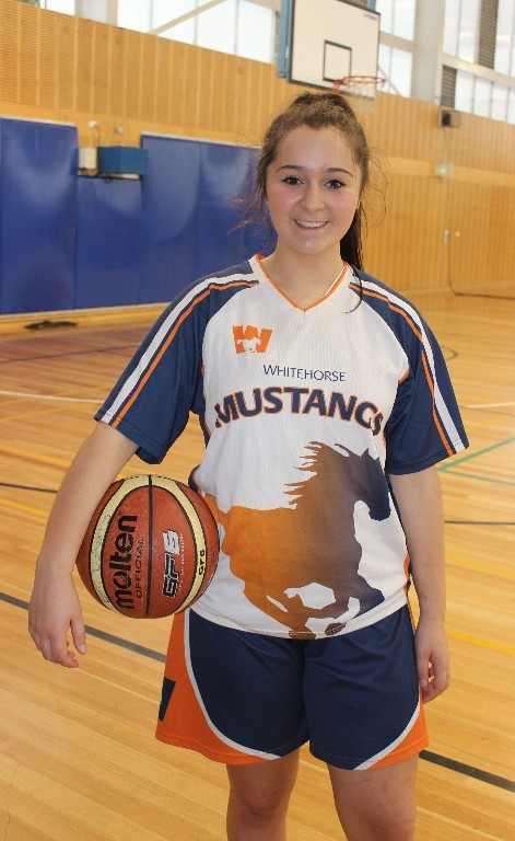 Mustangs Training Top