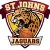 St John's Jaguars U/8 Girls Green Logo