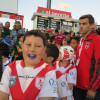 u10s at Dragons vs Cowboys 2014