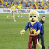 Guard of Honour Photos from Brisbane Lions vs West Coast Eagles 12/05/2014