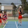 2014 R15 Netball A Romsey v Diggers 26.7.14
