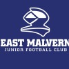 East Malvern White Logo