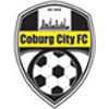 Coburg City FC Red Logo