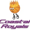 Coastal Royals White Logo