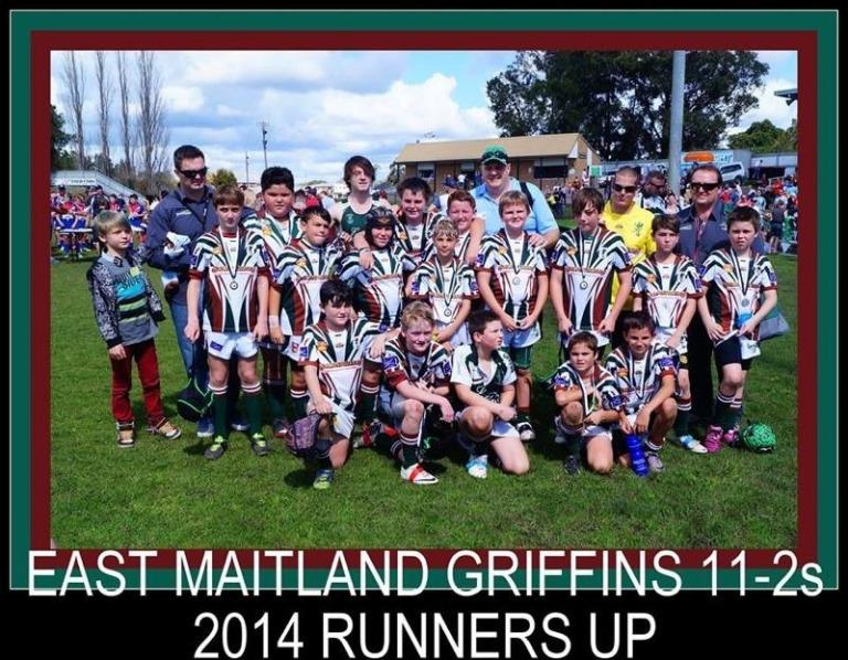 East maitland griffins