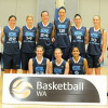 WSBL All  Stars v's Waves Action 2014