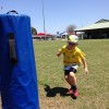 Titans & NRL Holiday Clinic Sth Tweed 2014
