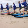 Titans & NRL Beach Holiday Clinic Nth Kirra 2014