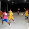 Majuro v Maloelap Tuesday October 7, 2014. Majuro defeated Maloelap 88-50 to win Pool B in the 14th BOMI Ralik Ratak Shootout. Photos: Hilary Hosia.
