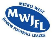Metro West Junior Football League