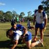 Samoa Team Visit to Woodridge SHS