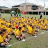 Four Nations Kangaroos Clinic by Action Photos