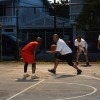 3x3 Veterans 'Say No to NCDs' Tournament US Embassy v Bwijwola 10/25/2014. Bwijwola won, 9-7. Photos: Hilary Hosia.