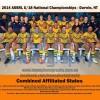 2014 ASSRL U18 national championships Finals