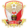 Hume City FC Silver Logo
