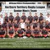 NTRL Titans Representative Sides 2014