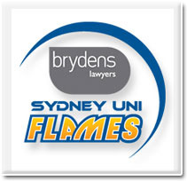 Sydney Uni Flames Webiste